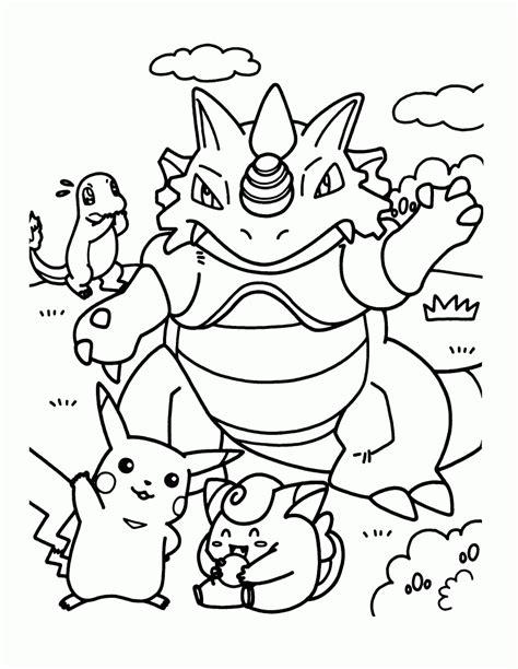 bordes para notitas colouring pages desenhos do pokemon para imprimir e colorir educa 231 227 o online