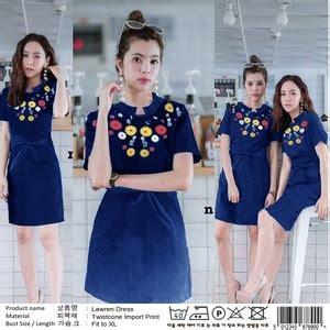 Baju Dress Fashion Wanita Motif model baju mini dress pendek fashion wanita motif cantik