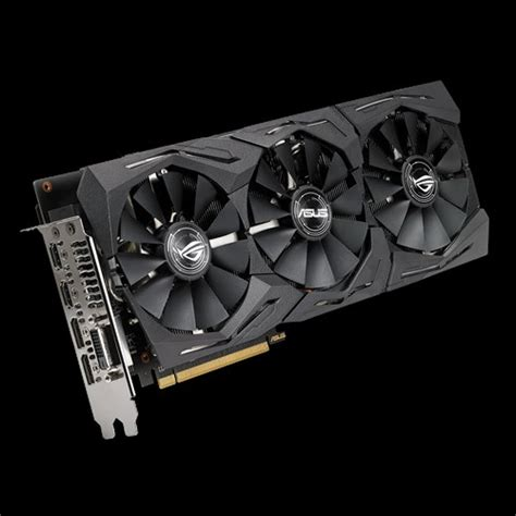Asus Rog Strix Rx 580 O8g Gaming rog strix rx580 o8g gaming graphics cards asus global