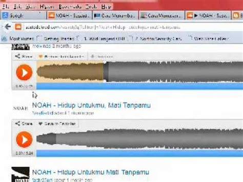 cara membuat not balok pada lagu cara membuat lagu autoplay pada blog youtube