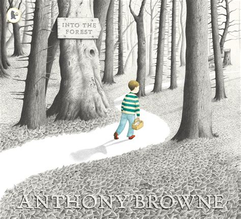 into the forest fantastic reads an illustrated year into the forest by anthony browne