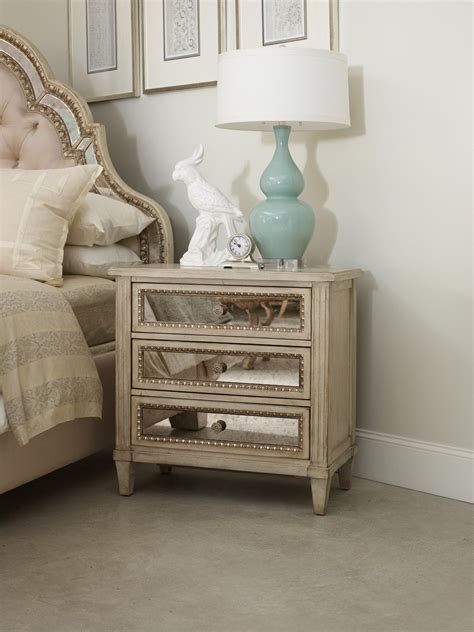 cheap bedroom nightstands cheap mirrored nightstand exciting mirrored nightstand