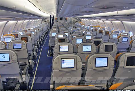 airbus a330 posti a sedere airbus a330 343 lufthansa aviation photo 1512819