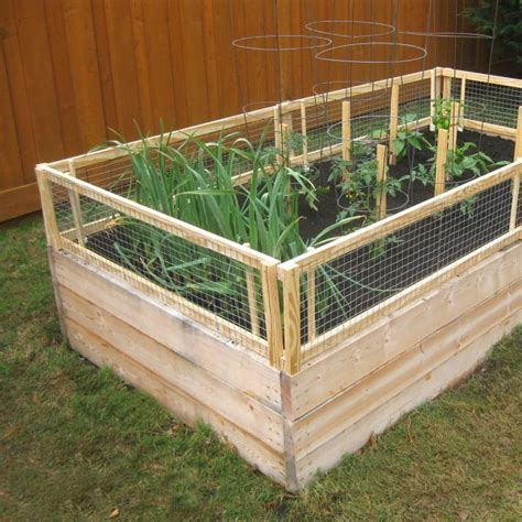 building raised vegetable garden beds plans 42 diy raised garden bed plans ideas you can build in a day