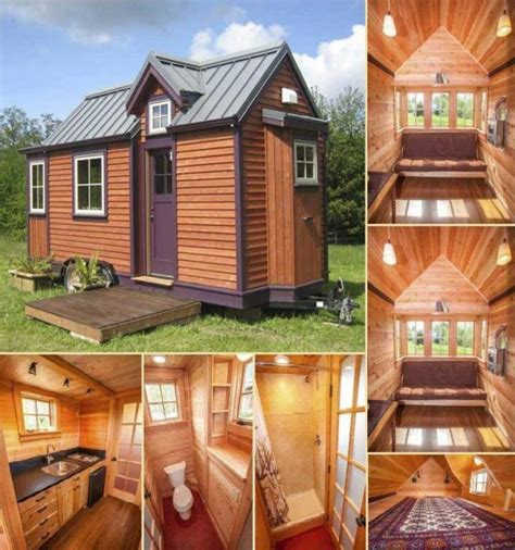 tiny home on wheels or foundation how would yours be