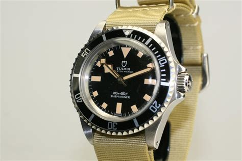1970 tudor oyster prince submariner ref 9411 for