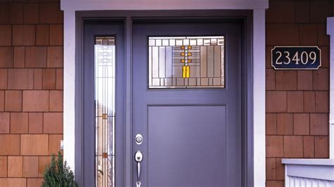 Cost To Replace Exterior Door How Much Does It Cost To Install A New Front Door Angie S List