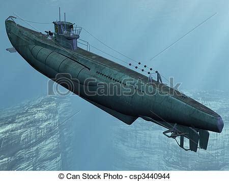 u99 german submarine from the worldwar ii drawing search