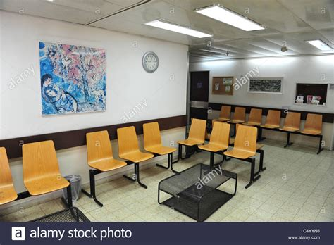 Hospital Waiting Room Furniture by Hospital Waiting Room With Empty Chairs Stock Photo