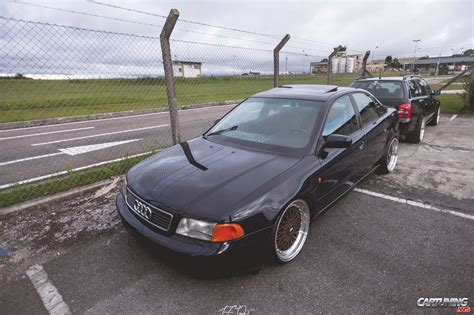 Audi A4 B5 2 8 Tuning by Lowered Audi A4 2 8 B5 Front