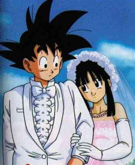 imagenes de goku x milk ranking de la mejores parejas de anime listas en