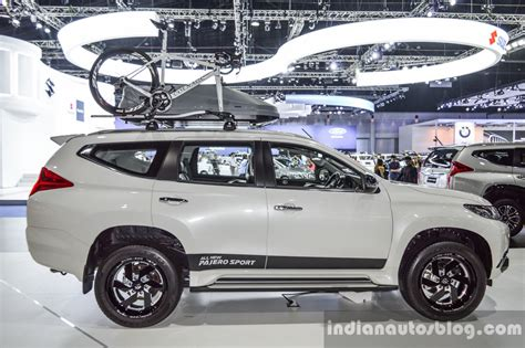 mitsubishi sports car 2016 2016 mitsubishi pajero sport white at 2016 bimc