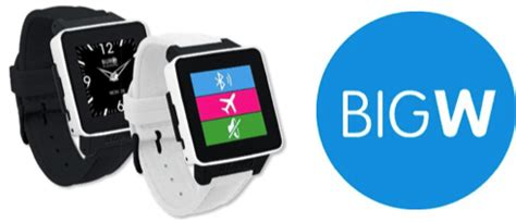 burg smart watch 16 now available from big w for $178