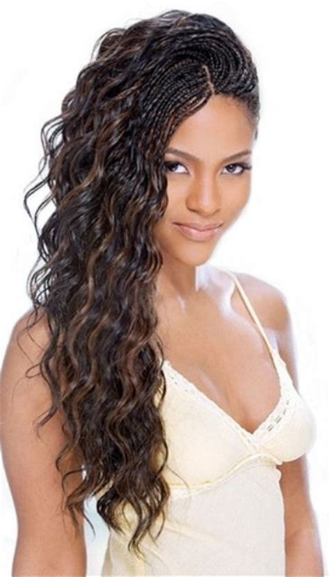 loose braids black women 23 cute african american braided hairstyles every black