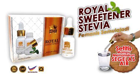 Stevia Drop Pengganti Gula Bebas Kalori stevia pemanis semulajadi