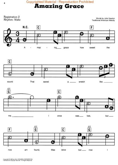 best songs to play on keyboard e z play today 394 the best gospel songs sheet