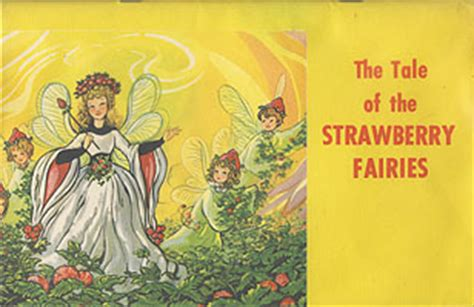 tale of the strawberry fairies by r berardi circa