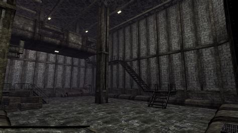 repconn storage room repconn bunker at fallout new vegas mods and community