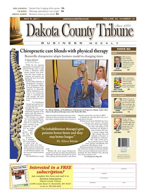 Dakota County Detox by 05 05 2011 Dakota County Tribune Business Weekly By