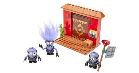 Mega Bloks Despicable Me Fortress Breakin Dkx77multicolor Despicable Me Fortress In Mega Bloks