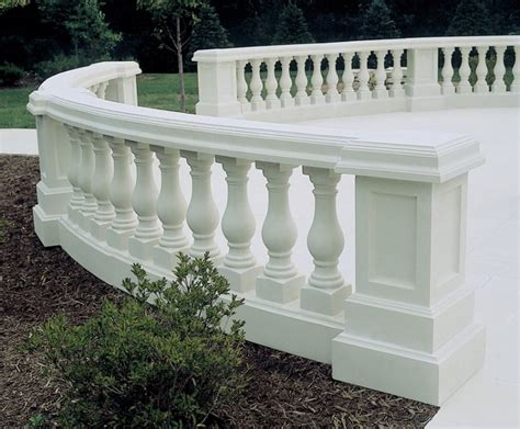 Concrete Balustrade Concrete Balusters Posts Pictures To Pin On