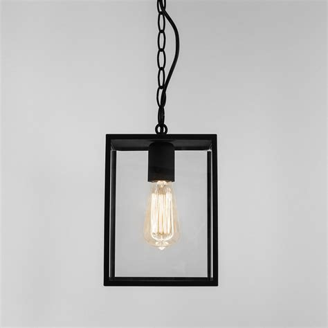 Astro Homefield Pendant Black Outdoor Pendant Light At Uk Pendant Light Supplies