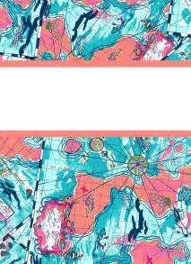 top lilly pulitzer binder cover templates images for