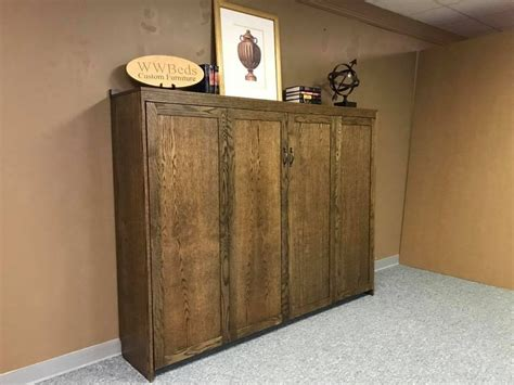 sideways murphy bed sideways murphy bed templeton custom by chris davis lumberjocks com