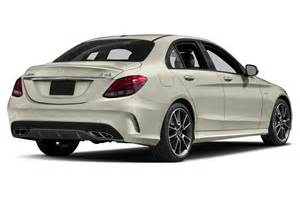 Mercedes Sedan New 2017 Mercedes Amg C43 Price Photos Reviews