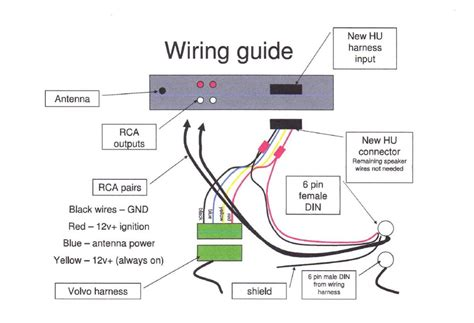 how to wire car speakers to diagram agnitum me