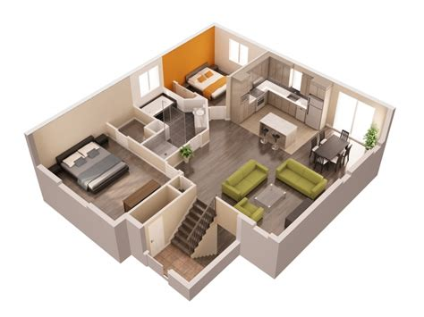 Faire Plan De Maison En 3d 4121 by Interieur Maison En 3d