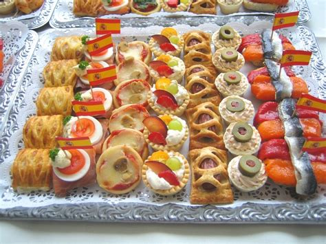 canapes ideas food