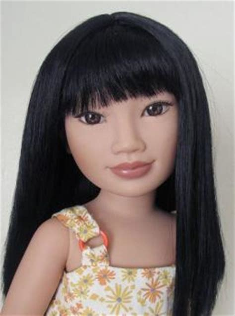 ling hairstyles for tall women a list of asian dolls little raven creations