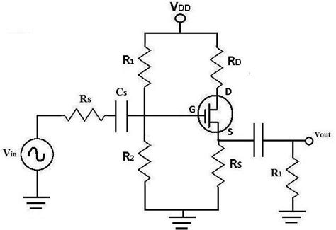 transistor lifier analysis dc analysis of a mosfet transistor circuit