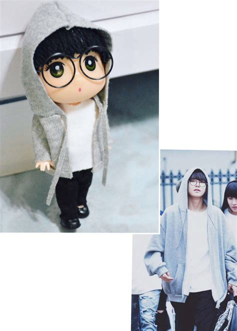 Exo Bts Nct Doll Clothes bts jung kook character doll
