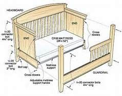 diy baby crib plans  images crib woodworking plans