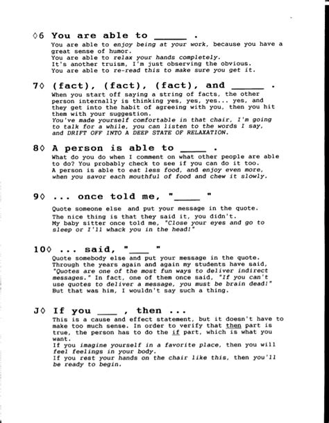 nlp language pattern 52 cards with language patterns from nlp milton erickson pdf
