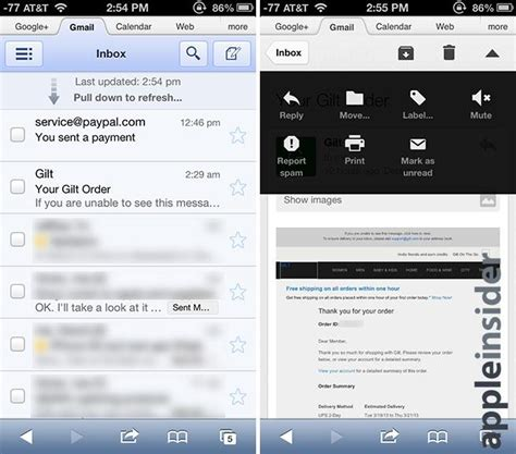 Home Design App For Kindle Fire gmail revamps mobile web client with ios app design cues