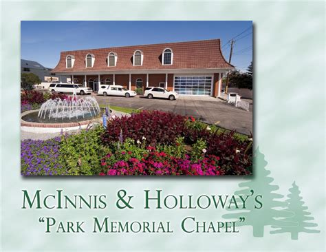park memorial chapel funeral location calgary funeral homes