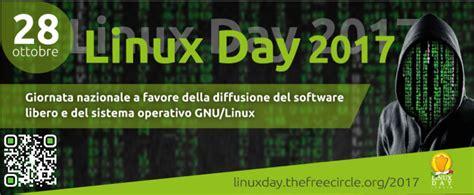 a palermo il linux day 2017 il convegno in aula magna a