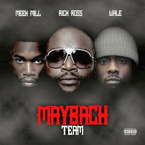 rick ross maybach mp3 maybach team mixtape meek mill the wale rick ross