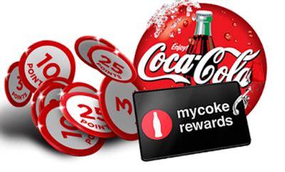 Coke Rewards Sweepstakes - 30 free my coke rewards points