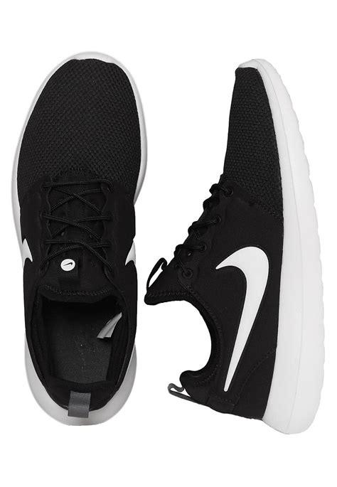 nike roshe two black white anthracite white shoes