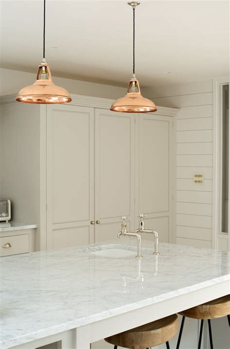 kitchen island lighting uk 1000 ideas about copper pendant lights on pinterest tom