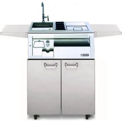 Lynx Ship 30 Quot Handmade - lynx cs30f1 30 quot freestanding cocktail station with