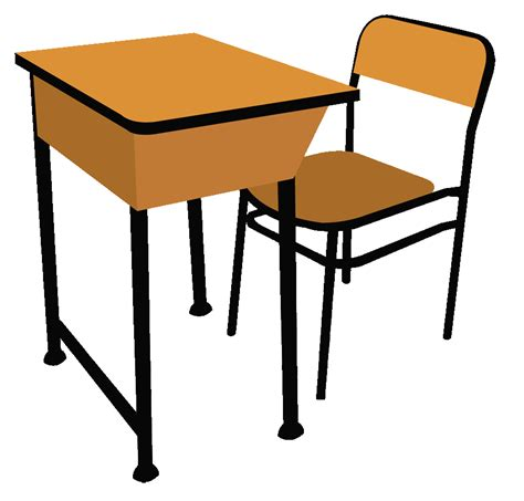 Clipart School Desk school desk clipart clipart best