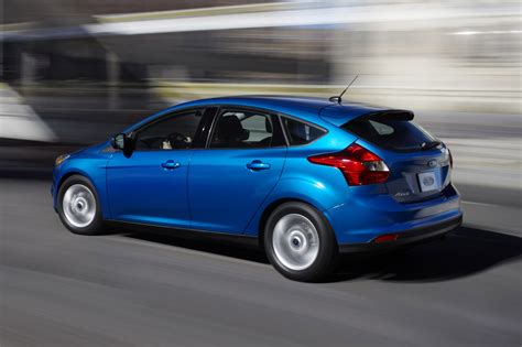 Ford Hatchback by Ford Focus Hatchback 2013 L 237 Neas Frescas Y Juveniles