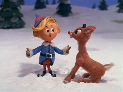 hermie rudolph the red nosed reindeer open thread all i want for christmakwanzakah is you so get in here autostraddle
