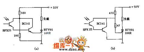photoelectric sensor circuit diagram photoelectric switch circuit diagram basic circuit