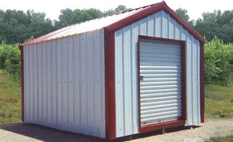 Building Kits For Sheds by Small Steel Storage Buildings Metal Sheds Building Kits